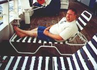 Me relaxing!